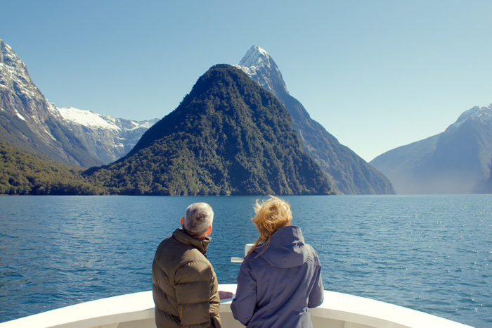 8 Days New Zealand Glacier